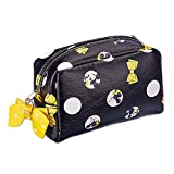 Disney Minnie Mouse Signature Makeup Bag Black
