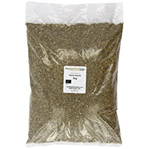 Buy Whole Foods Online Organic Hemp Seeds 2.5 Kg