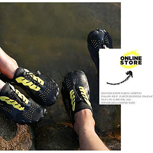 0c4c7cde48bc Davide. Per Swim Outdoor Drying Spiaggia Dogeek Nero Yoga Dive Trekking  Shoes ...