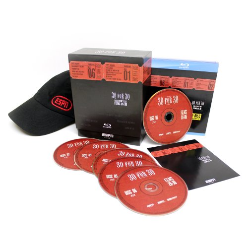 ESPN Films 30 for 30: Collector's Edition (Films 1 – 30) [Blu-ray]