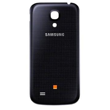 Carcasa trasera para Samsung Galaxy S4 I9500 I9505 – Negro Mist