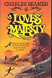 img - for Love's Majesty book / textbook / text book