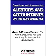 Q & A FOR AUDITORS AND ACCOUNTANTS [+-500 Pages] (Questions and Answers Book 1)