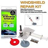 #9: ARISD Car Windshield Repair Kit – Windshield & Glass Repair Tool Set for Half-Moon Cracks or The Combination Cracks