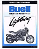 99490-96Y 1996 Buell S1 Lightning Motorcycle Service Manual