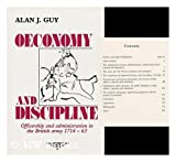 Economy and Discipline, Alan J. Guy, 0719010993