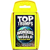 Wonders Of The World Top Trumps Card Game | Educational Card Games