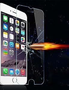 Películas Protectoras, anti-azul claro fácil instalación 0.33mm con paño de limpieza templado protector de pantalla de cristal para el iphone 6s / 6 más