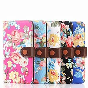 LCJ Cloth Grain Pattern PU Leather Case for Samsung GALAXY NOTE4 , 1#
