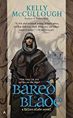 "From the ""inventive, irreverent"" (Green Man Review) author of Broken Blade comes a new Fallen Blade novel featuring Aral Kingslayer.Former temple assassin Aral Kingslayer has a price on his head and a mark on his soul. After his goddess was m..."