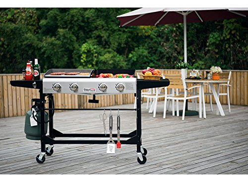 Royal Gourmet Gd401c Portable Propane Gas Grill And
