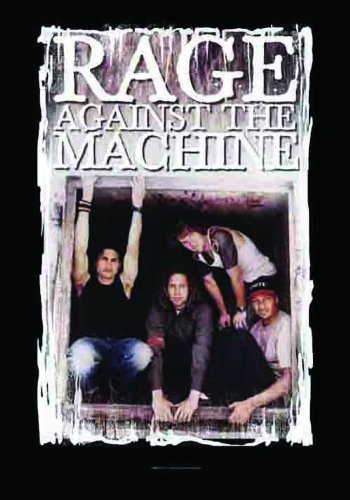 - LPGI Rage Against The Machine Framed Fabric Poster, 30 by 40-Inch