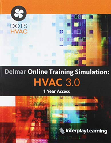Delmar Online Training Simulation: HVAC 3.0, 2 terms (12 months) Printed Access Card (Oil Boilers For Home Heating)