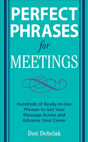 Full Perfect Phrases Book Series - Perfect Phrases Books