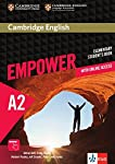Cambridge English Empower Elementary Student's Book with Online Assessment and Practice, and Online Workbook Klett Edition
