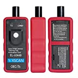 VXSCAN EL-60448 Auto Tire Pressure Monitor Sensor TPMS Relearn Reset Activation Tool for Ford Series Vehicle