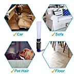 memo's HOME Dust Pro Cleaner - NEW 2018 Universal Dirt Remover, Brush Vacuum Attachment Dust Remover Cleaning Tools, Pro Cleaner Small Suction Brush Tubes Flexible Access to Anywhere