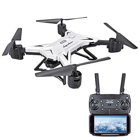 Xianxian88 Drone Remoto FPV Plegable, Drone de cámara 1080P HD ...