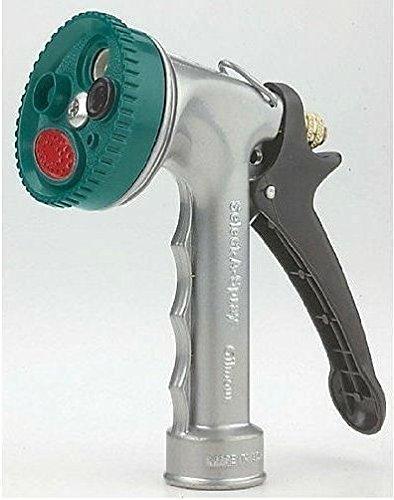 gilmour-584-select-a-spray-7-pattern-zinc-metal-garden-hose-end-sprayer-nozzle