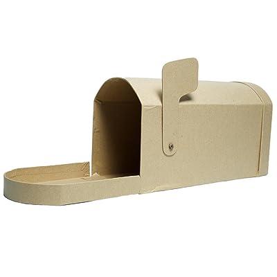 Design Your Own Paper Mache Mailbox