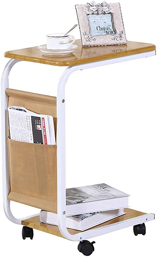 Mini mesa extraíble Mesa pequeña Mesa auxiliar Mesa auxiliar Mesa ...