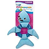 Grriggles Fundamentals Deep Freeze Shark Toy, 9-Inch, Blue