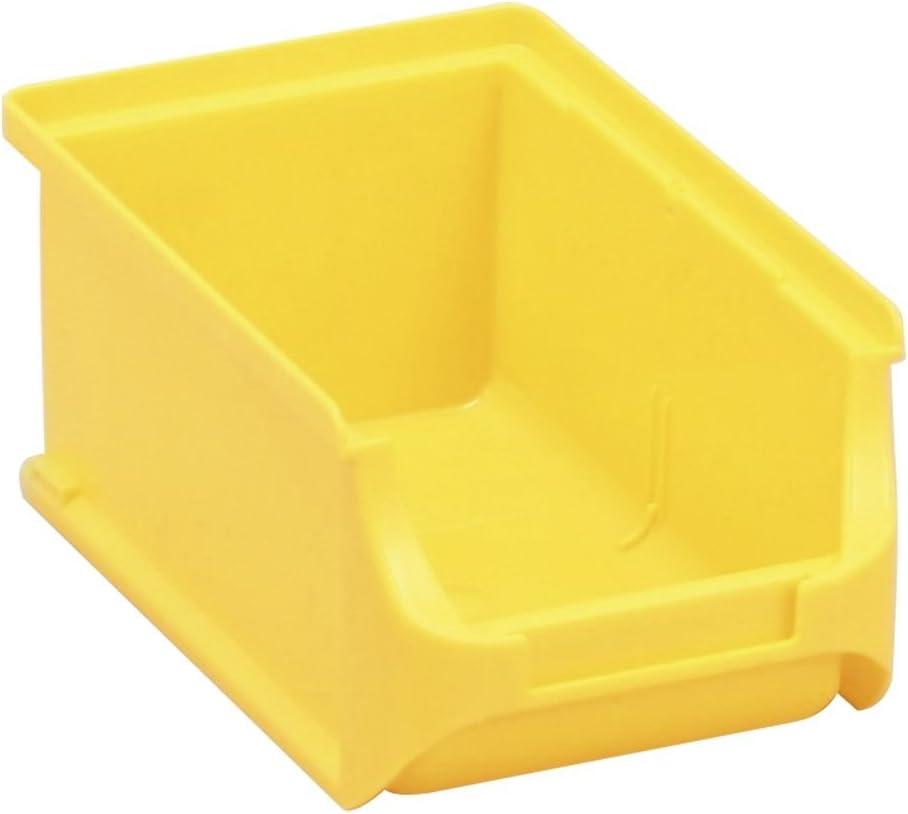 Allit ProfiPlus Bac de stockage avec bec de visibilit/é Taille/2 jaune