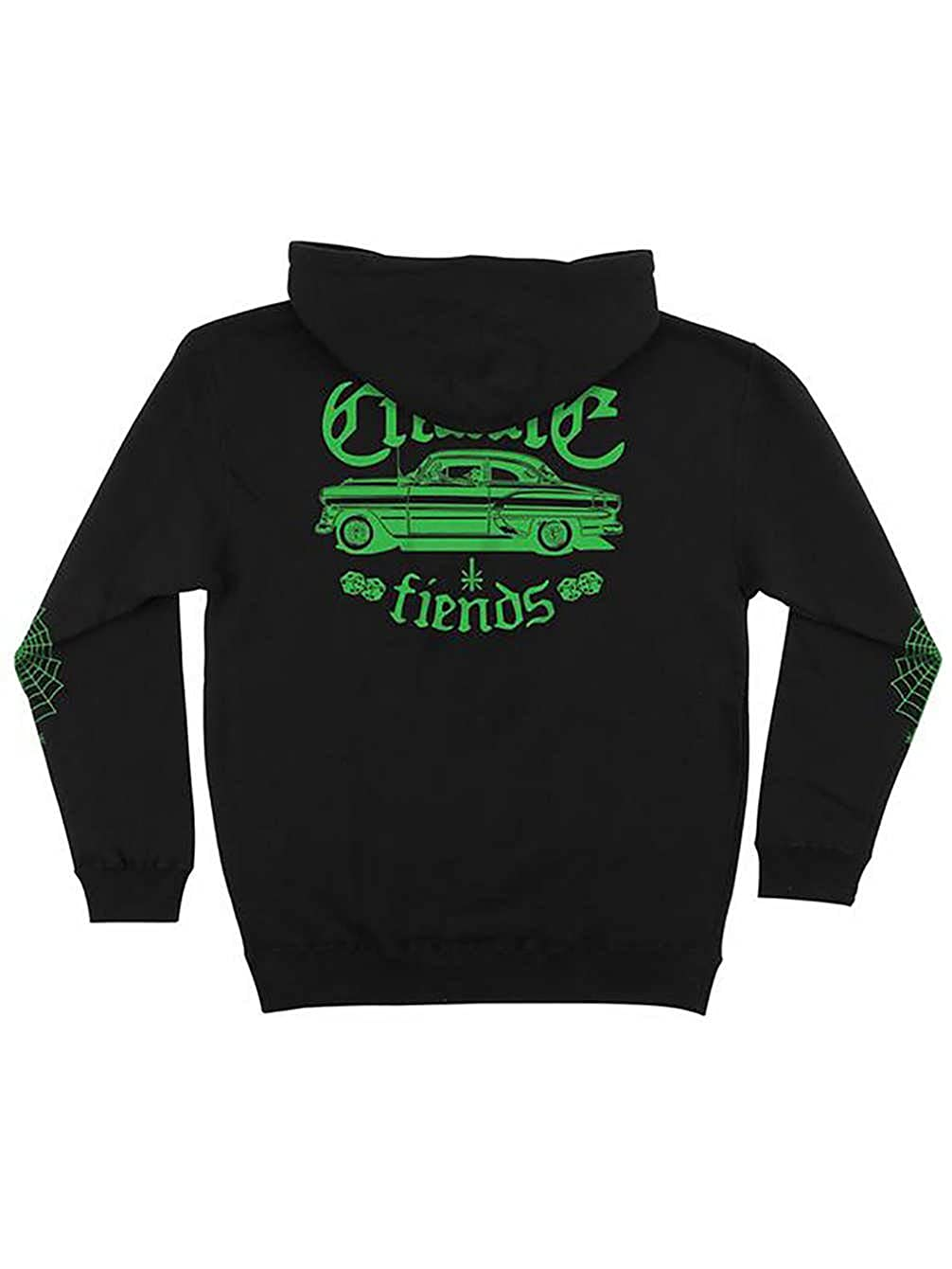 Creature Mens Car Club Hoody Pullover Sweatshirts