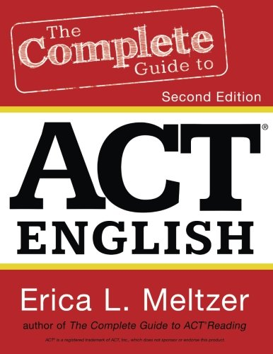 The Complete Guide to ACT English, 2nd Edition cover
