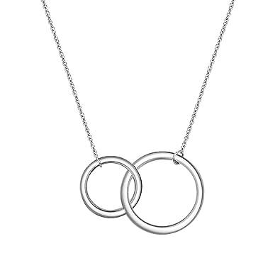 Silberkette damen ringe