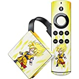 Dragon Ball Z Fire TV Skin - Super Saiyan | Anime X Skinit Skin
