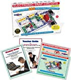 Best Elenco Board Games Kids - Snap Circuit SC-300 with Student and Teacher Guide Review