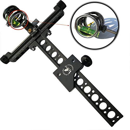 Archery Compound Bow Sight 1 Pin 0.059
