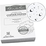 "Rite in the Rain Weatherproof Bulk Copier Paper, 8 1/2"" x 11"", 20# White, 500 Sheet Pack (No. 208511)"