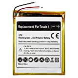 Best Replacement Battery For IPod Touches - Fenzer Replacement Rechargeable Battery for Apple iPod Touch Review