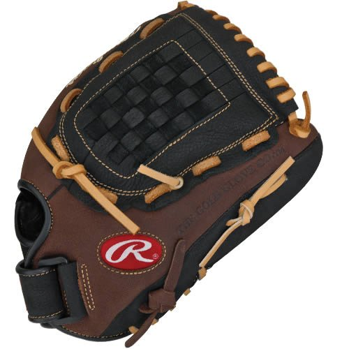 Rawlings Player Preferred Adult Glove, Right Hand Throw, (Warrior Youth Baseball Bat)