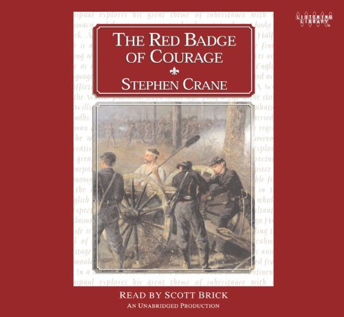 the role of nature in the red badge of courage by crane The red badge of courage stephen crane the emc masterpiece series access editions series editor laurie skiba emc/paradigm publishing st paul, minnesota.