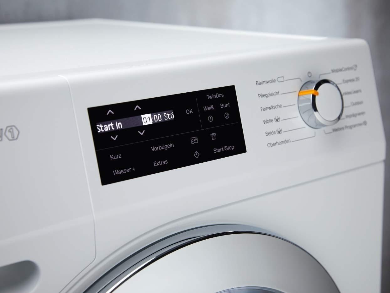 Miele wwi 660 wps waschmaschine frontlader a 196 kwh jahr