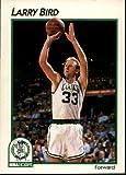 1991 NBA Hoops - Larry Bird - Celtics - Card # 2