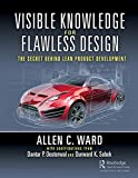 img - for Visible Knowledge for Flawless Design: The Secret Behind Lean Product Development book / textbook / text book