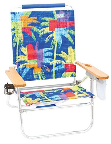RIO Gear Rio Brands Palms Island Cool Stripe Bum Beach (Palm Beach Stripe)