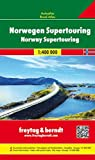 img - for Norway Supertouring Road Atlas (English, Spanish, French, Italian and German Edition) book / textbook / text book