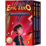 Epic Zero Box Set: Tales of a Not-So-Super 6th Grader (Books 1-3)