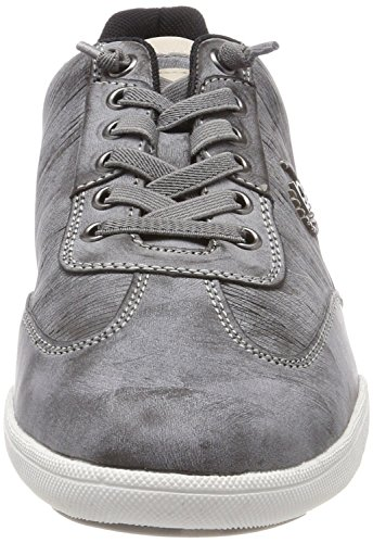 Gris Eu dark Bugatti 1100 grey Homme Sneakers 321465035000 Grey 41 Basses dark Sq4zAS