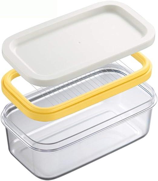 Compra Cortador de mantequilla Organizador Caja de frascos, Caja ...