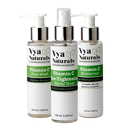 Vya Naturals Cleanser Moisturizer Tightening product image