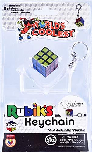 World's Coolest Rubik's Keychain