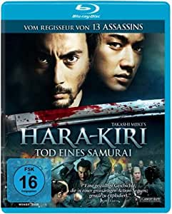 Hara-Kiri [Blu-ray] [Alemania]