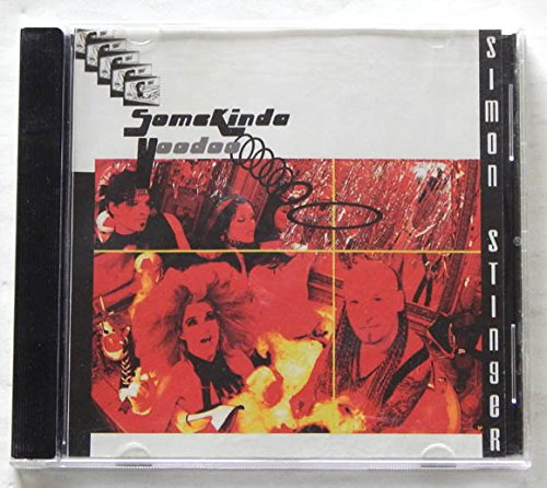 Stinger Disc - Simon Stinger SOME KINDA VOODOO CD - Ann-Margrock Music 2003 - A USED CD ALBUM - French Connection - Madame X - Bay Area Rock - VERY RARE only 2 others on Amazon! - Mary Cary - Victor James - Elvis