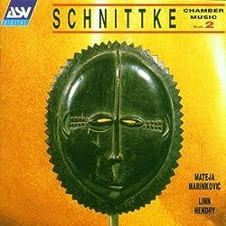 Schnittke: Chamber Music, Vol. 2